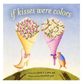 【愛】IF KISSES WERE COLORS /硬頁書