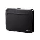 ELECOM B014EZDEOU MacBook Pro ZEROSHOCK超衝擊吸收內袋 ZSB-IBN15BK15- 15.6 吋筆電通用平板包 [2美國直購]