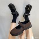 牛津鞋 瑪麗珍日系jk小皮鞋女學生韓版百搭復古英倫風2020新款春季夏薄款 618購物節