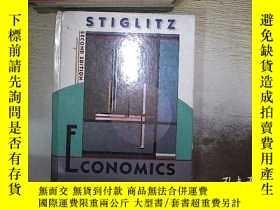 二手書博民逛書店STIGLITZ罕見CONOMICS SECOND EDITION 斯蒂格利茨經濟學第二版Y261116