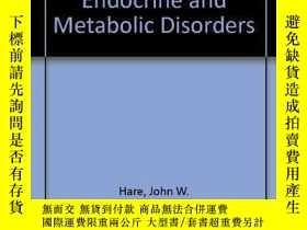 二手書博民逛書店Signs罕見and Symptoms in Endocrine and Metabolic Disorders-