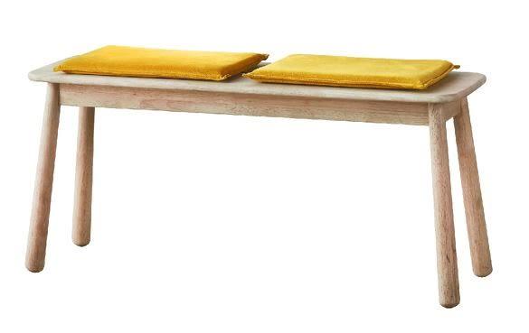【南洋風休閒傢俱】餐椅-橫濱實木長凳 玄關椅 等待椅 餐椅 板凳 JX246-10