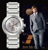 【僾瑪精品】Hugo Boss 十字羅馬錶盤時尚中性男用腕錶-39mm/H1512058