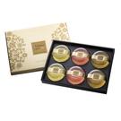 膠原蛋白黃金香氛皂禮盒6入裝(茉莉x2+...