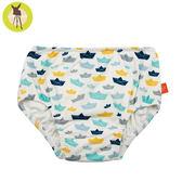 德國Lassig-嬰幼兒抗UV游泳尿布褲-小風船+洗髮/沐浴露-溫和不流淚配方-200ml