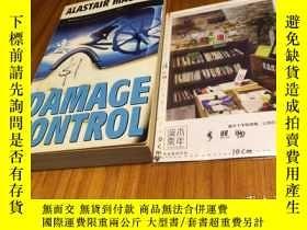 二手書博民逛書店英文原版罕見Damage ControlY181828 Alas