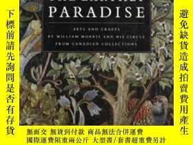 二手書博民逛書店The罕見Earthly Paradise 威廉·莫里斯及其朋友