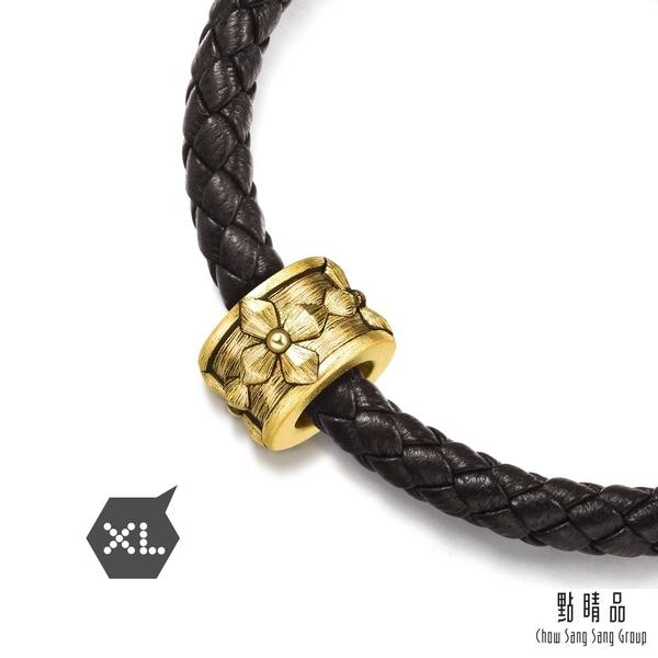點睛品 Charme XL Tattoo系列 叛逆 黃金串珠