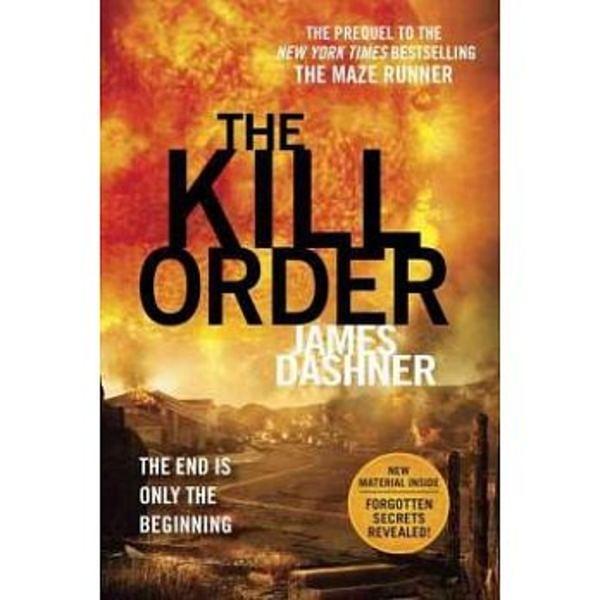 Maze Runner:The Kill Order移動迷宮前傳格殺指令