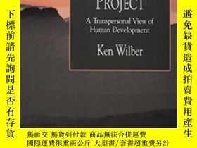 二手書博民逛書店The罕見Atman Project-阿特曼計劃Y436638 Ken Wilber Quest Books,