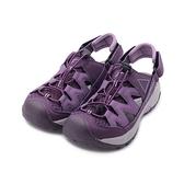 GOODYEAR 反光護趾水陸鞋 紫 GAWS12601 女鞋