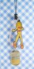 【震撼精品百貨】NEO LICCA麗卡~鑰匙圈吊飾-黃髮