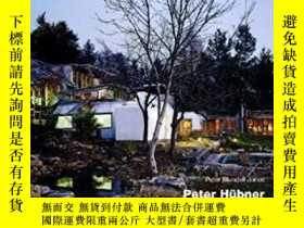 二手書博民逛書店Peter罕見Hubner: Building as a Soc