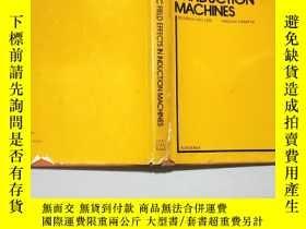 二手書博民逛書店(英文原版)harmonic罕見field effects in induction machines感應電機諧波