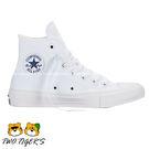 CONVERSE ALL STAR 2代 白色 高筒 基本款 帆布鞋 中童鞋 NO.R0169