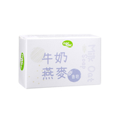 nac nac 新牛奶燕麥嬰兒皂 75g