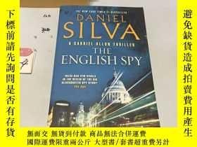 二手書博民逛書店英文原版:罕見The English Spy. Daniel S