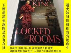 二手書博民逛書店LOCKED罕見ROOMSY218789 出版1990
