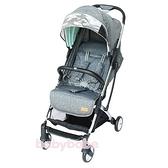 BabyBabe  S116嬰幼兒登機推車-太空灰