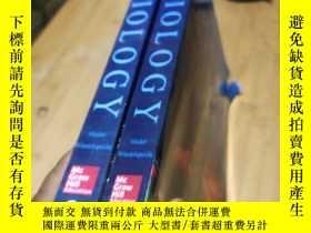 二手書博民逛書店罕見BIOLOGY(美國高中生物讀本)Y235893