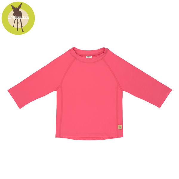 德國Lassig-嬰幼兒抗UV長袖泳裝上衣-珊瑚糖