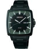 SEIKO 精工 SPIRIT 太陽能復古風尚手錶(V158-0AF0SD)