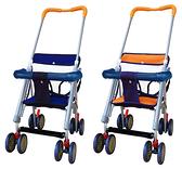 EMC可推式幼兒機車椅(橘、藍)【德芳保健藥妝】