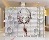 屏風-屏風隔斷歐式簡約現代客廳學校辦公室酒店小戶型簡易移動折疊折屏 完美情人館YXS