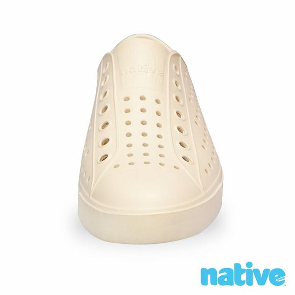 native JEFFERSON 男/女鞋-象牙白