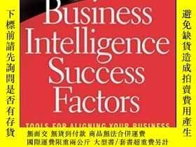 二手書博民逛書店Business罕見Intelligence Success FactorsY255562 Olivia Pa