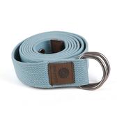 easyoga 瑜珈繩 Carry go伸展帶 180cm - 藍色