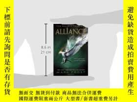 二手書博民逛書店Alliance:罕見The Paladin Prophecy