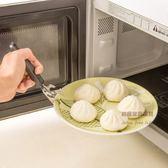 約翰家庭百貨》【AG680】多功能碟碗夾取碗器 取碗夾防燙夾碗器取夾器
