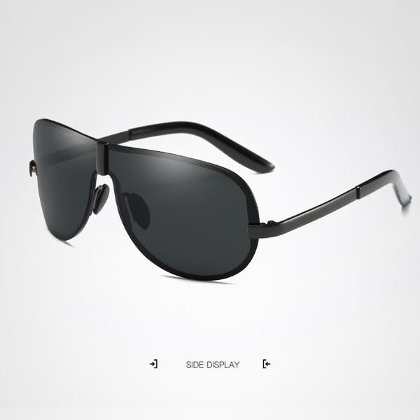 【美國熊】無框式飛行員款 質感禮盒包裝 偏光款太陽眼鏡 墨鏡 哈雷重機  雷朋可參考[E-008]