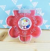 【震撼精品百貨】Hello Kitty 凱蒂貓~2色口紅盤組-紅