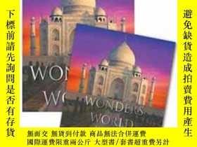 二手書博民逛書店Wonders罕見of the World (Capture t