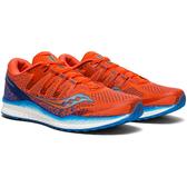 Saucony 19SS 頂級 緩衝 男慢跑鞋 FREEDOM ISO 2系列 S20440-36 贈腿套【樂買網】