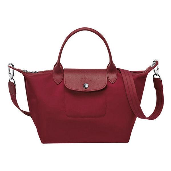 LONGCHAMP 1512新品潮流女性斜背包尼龍材質小號手提非摺疊兩用包現貨+預購