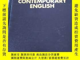 二手書博民逛書店LONGMAN罕見DICTIONARY OF CONTEMPOR