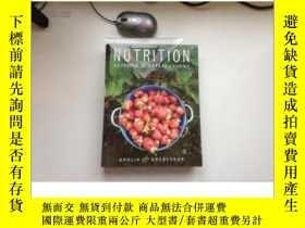 二手書博民逛書店Nutrition:罕見Science and Applicat