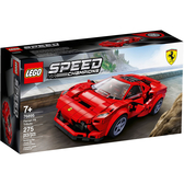 樂高積木 LEGO《 LT76895 》SPEED CHAMPIONS 系列 - Ferrari F8 Tributo / JOYBUS玩具百貨