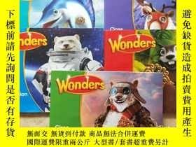 二手書博民逛書店wonders罕見close reading companion 五本合售Y242183 wonders cl