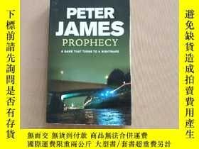二手書博民逛書店PROPHECY:A罕見GAME THAT TURNS TO A