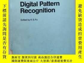 二手書博民逛書店digital罕見pattern recognition(P2034)Y173412