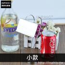 INPHIC-餐牌座插卡架心形餐牌座台卡不鏽鋼自助餐菜牌架-小款_sIPd
