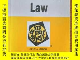 二手書博民逛書店CONSUMER罕見PROTECTION LAW 3rd EdY