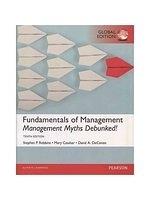 二手書《Fundamentals of Management: Management Myths Debunked!, Global Edition》 R2Y ISBN:9781292146942