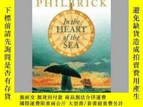 二手書博民逛書店Title:罕見IN THE HEART OF THE SEA-標題:在海的中心Y443421 Nathani