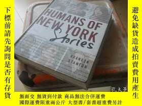 二手書博民逛書店Humans罕見of New York 英文原版Y421847 Brandon Stanton St. Mar
