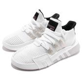 【五折特賣】adidas 復古慢跑鞋 EQT Equipment Bask ADV W 白 灰 運動鞋 百搭款 女鞋【ACS】 AQ1009
